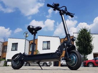 Electric Scooter TNE K43 Lith. Bat. 70km/h 120km 200kg