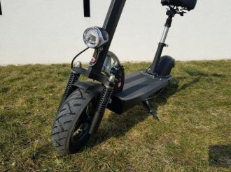 "Electric Scooter S12 10"" Lith. Bat. 25km/h 70km Model: ""S2"""