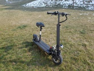 "Electric Scooter S13 10"" Lith. Bat. 35km/h 50km S2"
