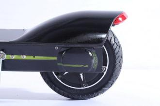"Electric Scooter GOGO K11 Lith. Bat. 15km/h 90km Model: ""H10"""