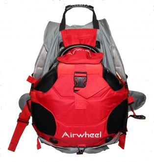 Ruksak AirWheel Red