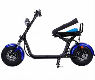 "Elektrický Chopper® 82 Model:""X1"" change battery  50km/h  200km"