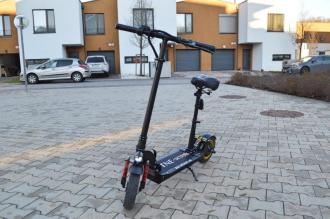 Electric Scooter TNE K41 Lith. Bat. 50km/h 95km 200kg