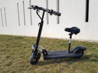"Electric Scooter S23 10"" Lith. Bat. 35km/h 80km Model: ""S2"""